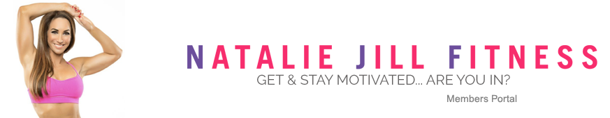 My Natalie Jill Fitness - Membership Content